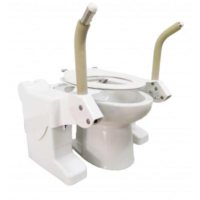 อุปกรณ์ช่วยพยุงสำหรับนั่งชักโครก Aerolet Toilet lift